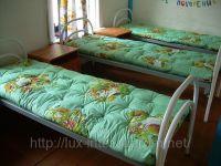 Металлические кровати крупным и мелким оптом, кровати для бытовок