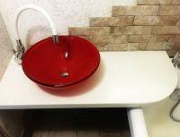 Изготовление столешниц из искусственного камня, раковин, подоконников, столов
