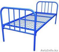 Металлические кровати армейские, раскладушки