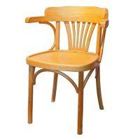 Венский деревянный стул Роза