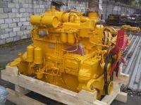 Двигатель Д-160/Д-180 на трактор (бульдозер) ЧТЗ Уралтрак Т-130,Т-170,Б-10