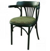 Венское деревянное кресло Роза