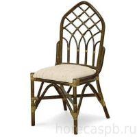 Плетеные стулья и кресла из натурального ротанга.