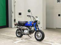 Мопед мокик Honda Monkey рама Z50J гв 1978 задний багажник