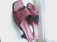 Продаю босоножки на каблуке, р 40