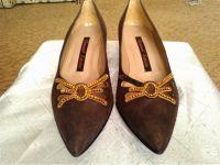 Продам модельные туфли, made in SPAIN р 39