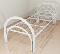 Одноярусные металлические кровати, кровати дешево