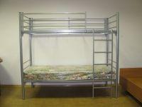 Кровати металлические двухспальные