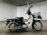 Мотоцикл дорожный Honda Super Cub PRO рама AA04 скутерета корзина задний багажник гв 2012