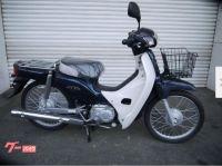 Мотоцикл дорожный Honda Super Cub рама AA09 скутерета корзина багажник New Bike
