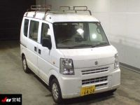 Грузопассажирский микроавтобус Suzuki Every кузов DA64V модификация PA 4WD гв 2013