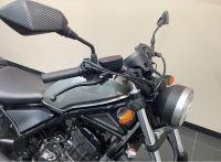 Мотоцикл круизер Honda Rebel 250 рама MC49 гв 2017 пробег 6 037 км
